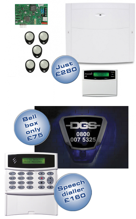 Alarm System Upgrades