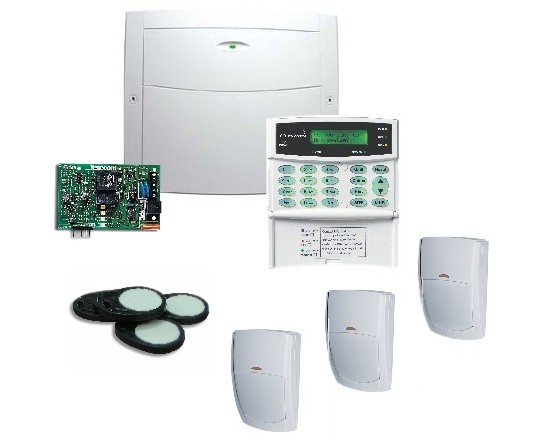 DG Security Wired Alarm Systems