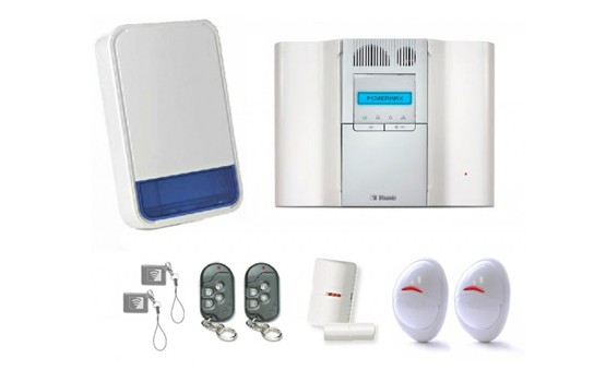 DG Security Wireless Alarm Systems
